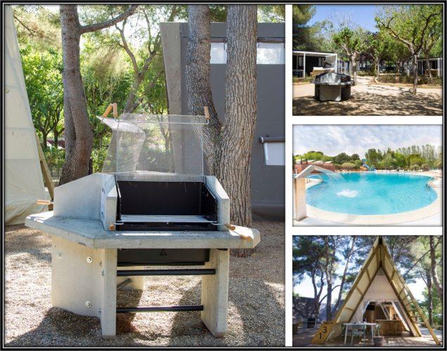 barbecue collectif tamarit beach resort tarragona